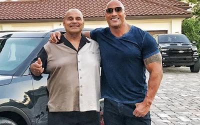 "Dwayne ""The Rock"" Johnson's Father Rocky Johnson Passes Away at 75"